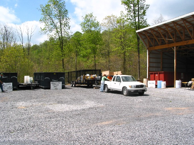 Clearville recycling Center